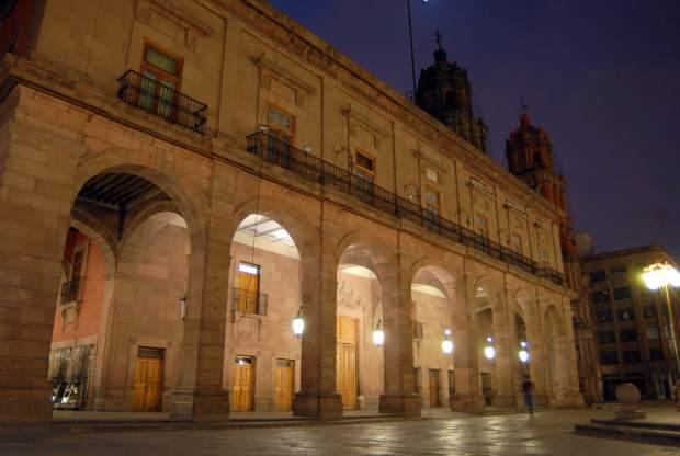 Palacio Municipal SLP