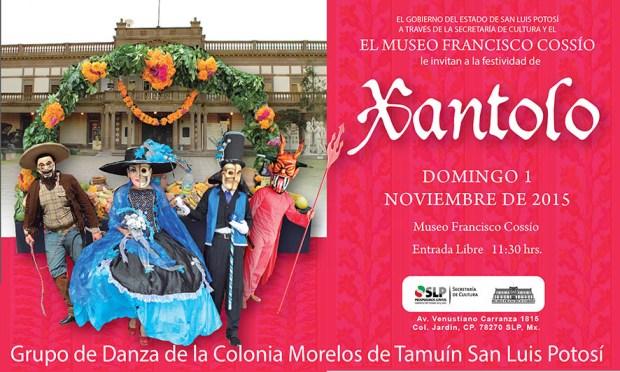 Xantolo en el Museo Francisco Cossío @ Museo Francisco Cossío