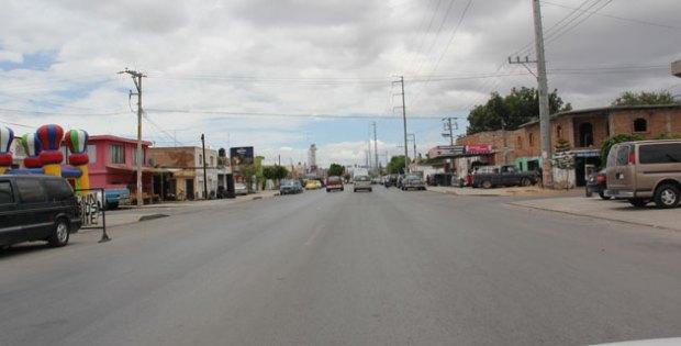 Avenida San Pedro