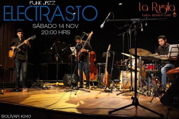 Noche de Jazz con Electrasto @ San Luis Potosí | San Luis Potosí | México