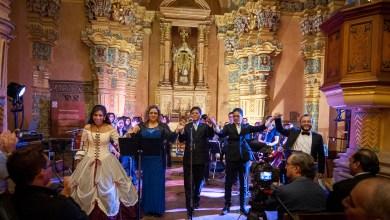 Photo of Estupendas voces potosinas se escucharon en la Capilla de Aranzazú