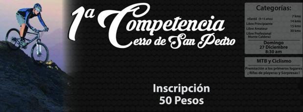1a Competencia Tuna Tour Bike @ Cerro de San Pedro | Cerro de San Pedro | San Luis Potosí | México