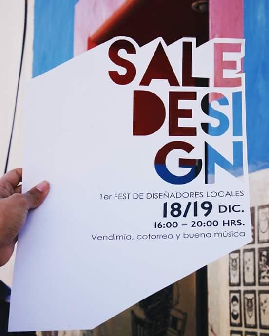 """""""Sale Desing"""" Vendimia, cotorreo y buena música. @ Las Bovedas"""