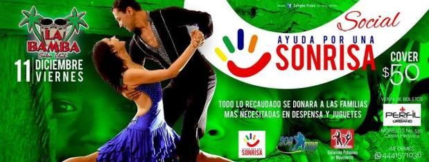 Bailando ayudando por una sonrisa @ San Luis Potosí | San Luis Potosí | México