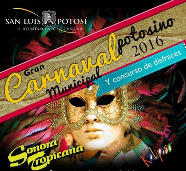 Carnaval San Luis Potosí 2016 mini