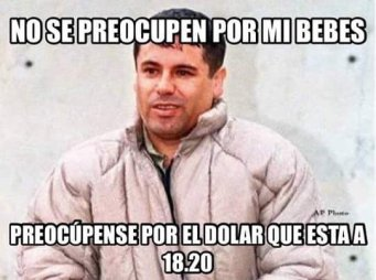 Dolar El Chapo