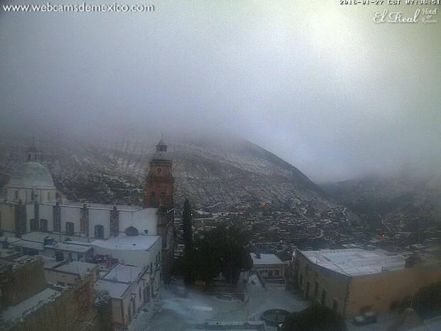 Nieve Real de Catorce