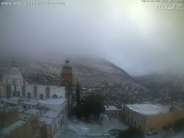 Nieve Real de Catorce
