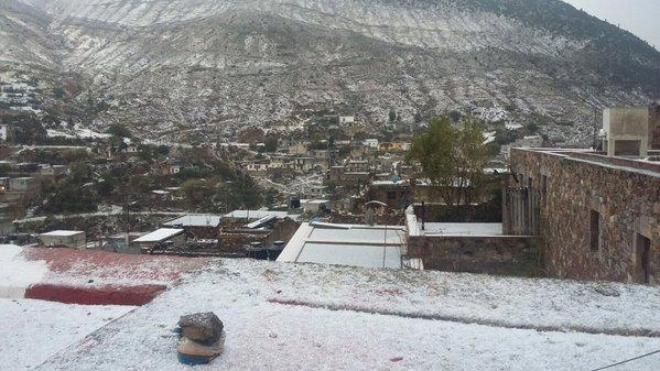 nevada REal de CAtorce 27 enero