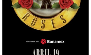 Photo of Guns N' Roses regresa a México este 2016