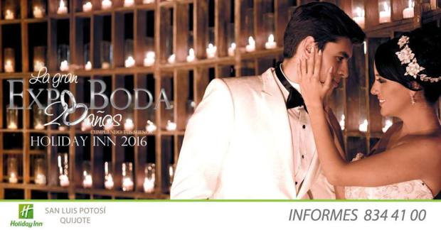 La Gran Expo Boda Holiday Inn 2016 @ Hotel Holiday Inn