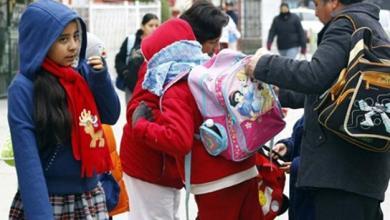 Photo of Por frío Alumnos podrán faltar a clases este 9 de febrero en SLP