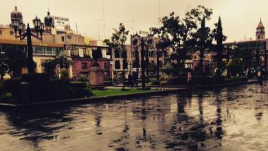 Photo of Alertan de tormentas eléctricas en la capital potosina