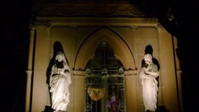Photo of Se podrá llegar al recorrido nocturno del Cementerio del Saucito en tranvía