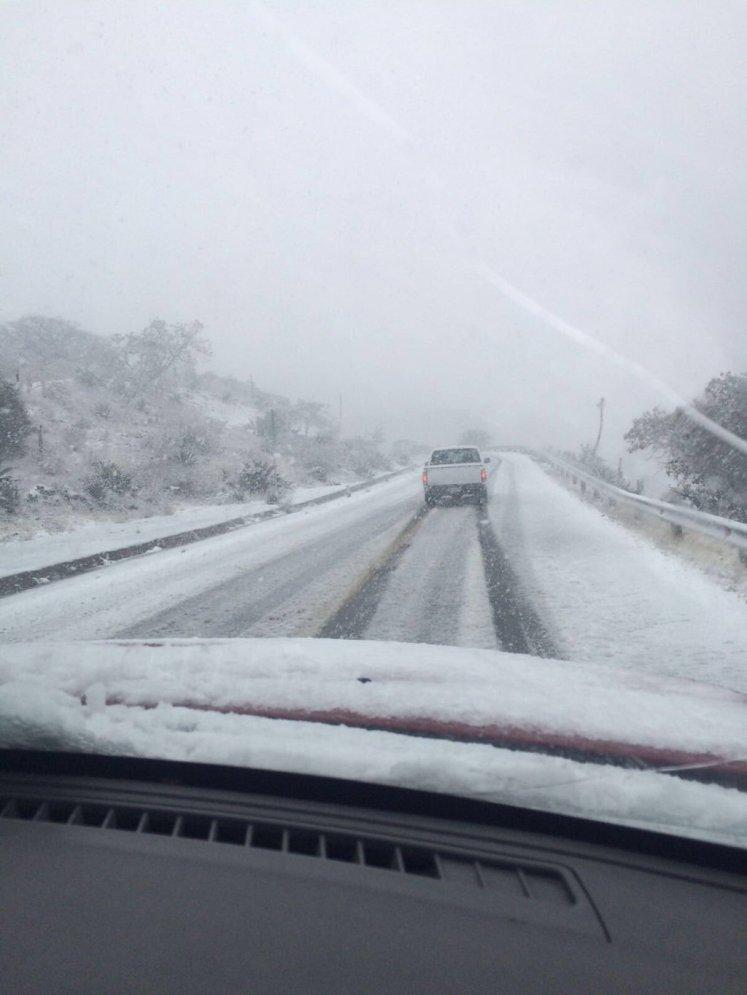 Carretera a Rioverde