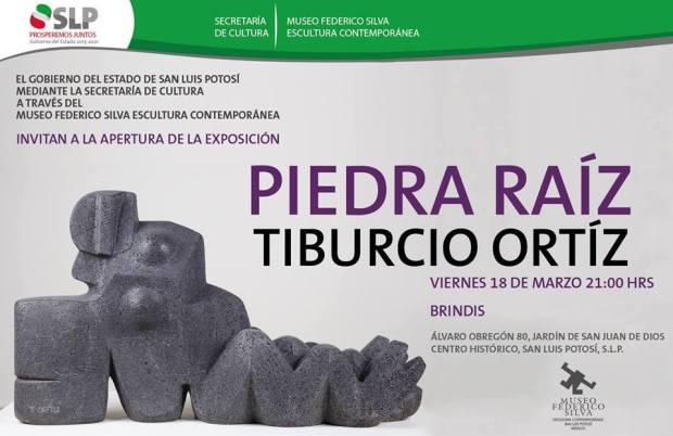 Inauguración Tiburcio Ortíz Piedra Raíz