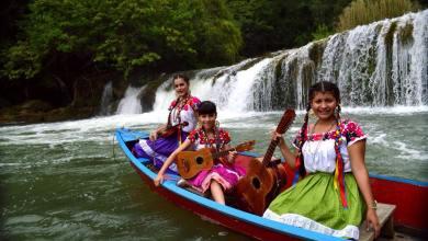 Photo of Visitantes disfrutan de la Cultura de San Luis Potosí