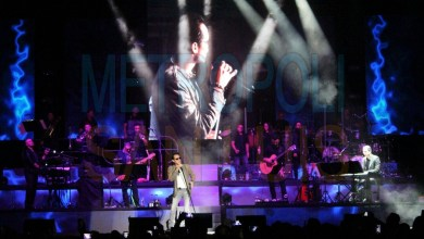 Photo of Marc Anthony hace bailar a San Luis Potosí