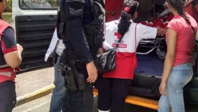 Photo of Policía salva a adolescente de morir en el Parque Tangamanga I