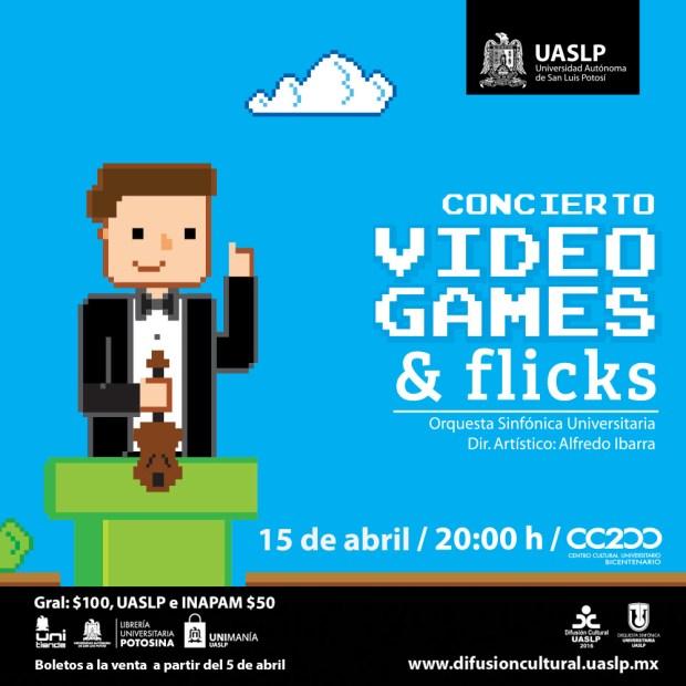 Video Games Concierto
