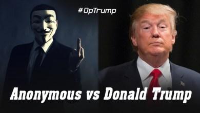 Photo of Anonymous declara la «guerra total» a Donal Trump