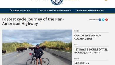 Photo of Ciclista potosino obtiene Record Guiness
