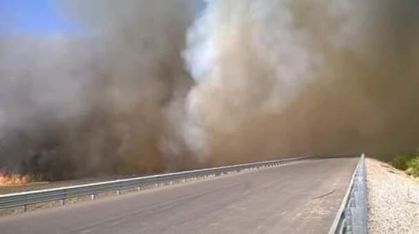 Ciudad Valles incendio