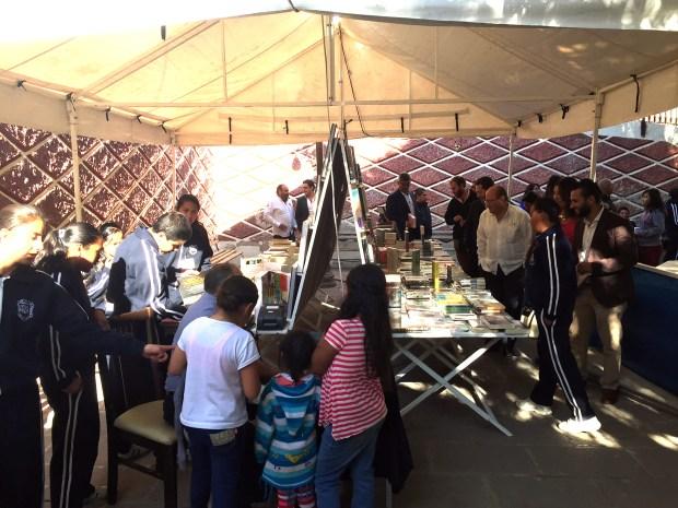 Feria del Libro UASLP Real de Catorce