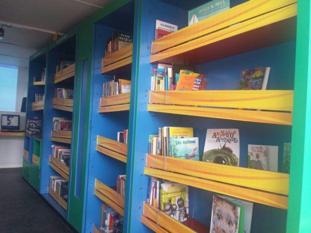 Biblioteca Movil SLP