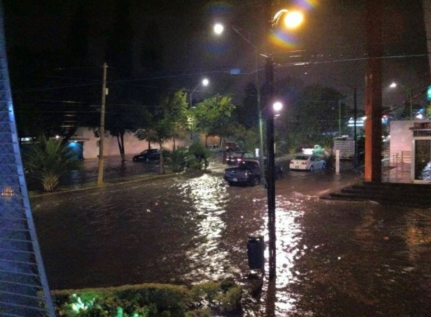 Tormentas e inundaciones SLP