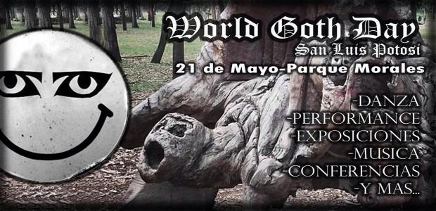 World Goth Day SLP