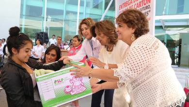 Photo of El DIF Estatal hace entrega de cunas de cartón