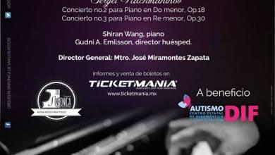 Photo of DIF ofrecerá concierto en favor de niños con autismo