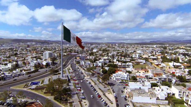 Foto área San Luis Potosí