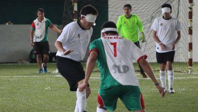 Photo of Selección potosina de Fútbol 5 para ciegos en seminifinales