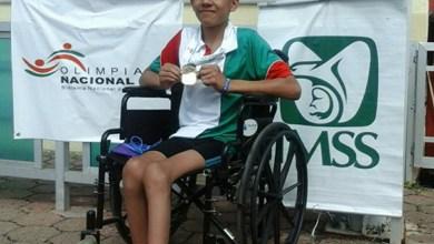 Photo of Oscar Ramirez logra oro para San Luis Potosí en la Paralimpiada Nacional