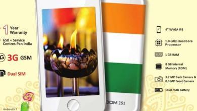 Photo of Llega el celular más barato del mundo, cuesta sólo 4 dólares