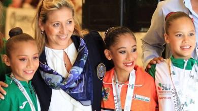 Photo of Oro y plata para la gimnasta potosina Anastasia Arias