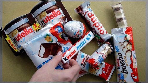 productos Kinder