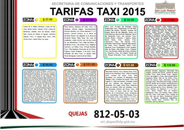 TARIFAS 2015 (1)