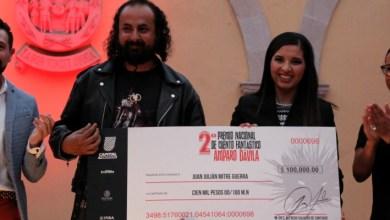 Photo of El potosino Julían Mitre, gana Premio Nacional de Cuento Fantástico