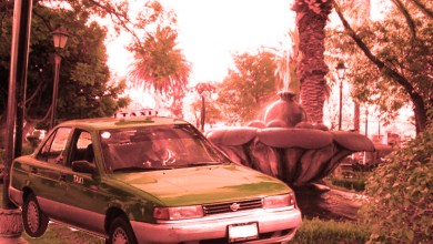 Photo of Acusan a taxistas de asaltar a usuario en Tequis
