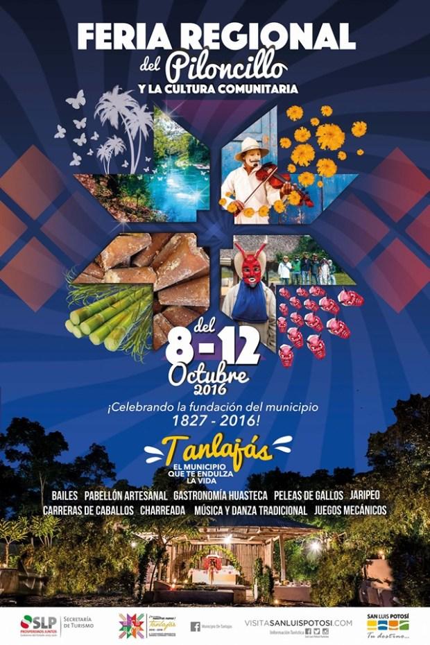 Feria Regional del Piloncillo @ Tanlajás | San Luis Potosí | México