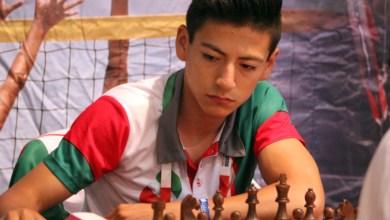 Photo of Isaac Valentino Tello Chávez ganador del Premio Estatal del Deporte 2016