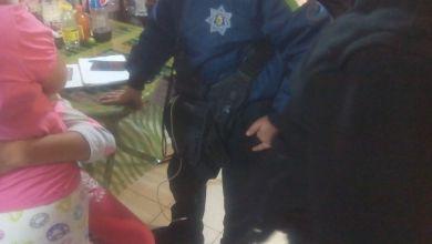 Photo of Policía Municipal localiza a niña de 14 años reportada como desaparecida