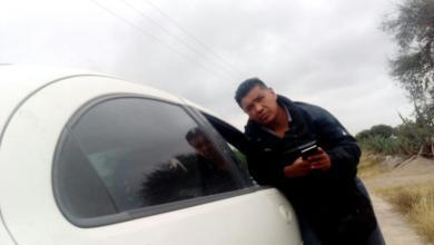 Photo of Video: Jefe Operativo de la Ministerial balea vehículo e intenta levantar una persona