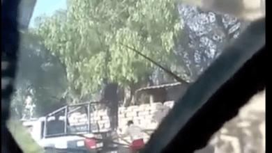 Photo of Vídeo: denuncian desaparición de manifestantes de La Noria