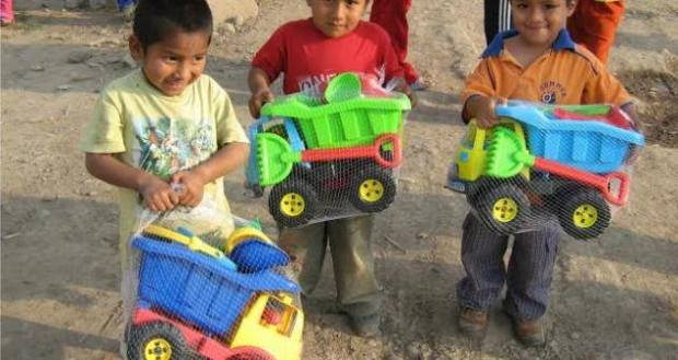 `Operación Sonrisas` con BAF @ Parque Morales | San Luis Potosí | San Luis Potosí | México