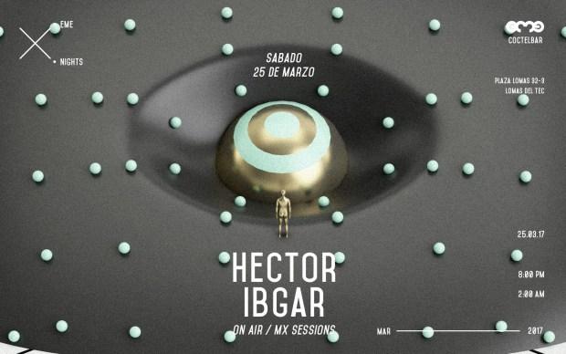 Hector Ibgar @ Eme | San Luis Potosí | San Luis Potosí | México