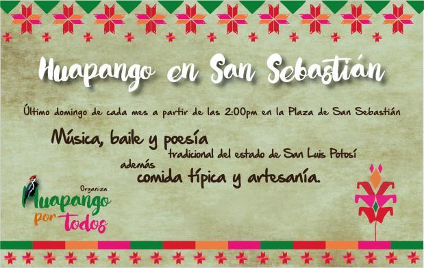 Huapango en San Sebastián @ Plaza de San Sebastíán | San Luis Potosí | San Luis Potosí | México